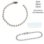 mania-de-metal-corrente-de-bolinha-para-brindes-chaveiros-lembranças-aço-inox-0031-150x150
