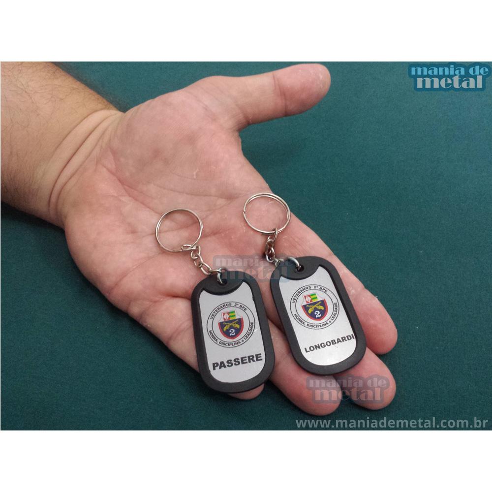 Chaveiro-Dog-tag-Dogtag-Personalizado-Veteranos-do-2º-Batalhão-de-Policia-do-Exército-loja-mania-de-metal-002