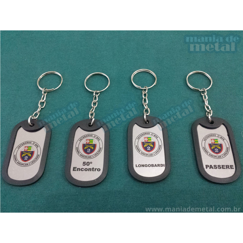Chaveiro-Dog-tag-Dogtag-Personalizado-Veteranos-do-2º-Batalhão-de-Policia-do-Exército-loja-mania-de-metal-001