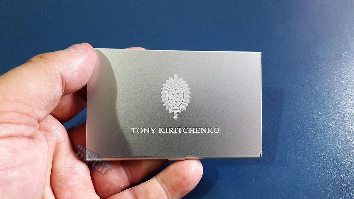 22780401c5 Porta cartão de alumínio Personalizado Brinde Presente com ou sem Gravação  Gravado Personalizado