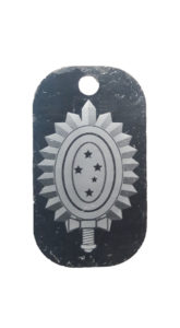 Dog-Tag-Dogtag-placa-de-identificação-gravada-militar-simbolo-exército-brasileiro-brasil-1-165x300