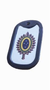 Dog-tag-Dogtag-placa-plaqueta-personalizada-gravada-gravação-exército-B2W-x-166x300