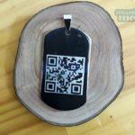 placa-plaqueta-dog-tag-grossa-aço-inox-316L-gravação-QRcode-150x150
