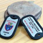 Placas-Dog-Tag-Dogtag-Batalhão-Policia-do-Exército-Veteranos-mani-de-metal-3-150x150